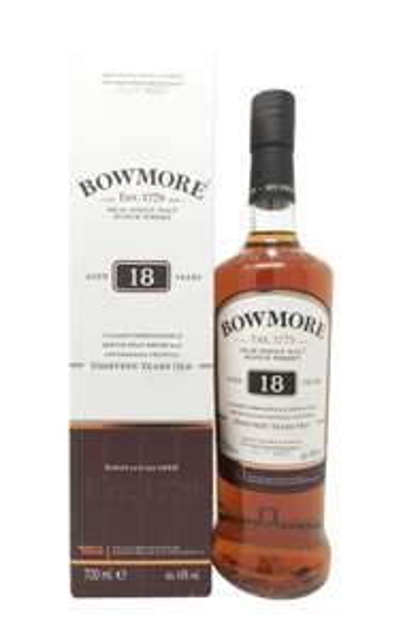 Bowmore 18 year old Islay Single Malt Scotch Whisky - Costco Croydon
