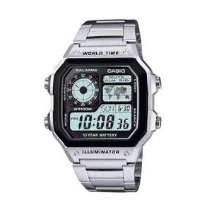 Casio Men's Watch - Model AE-1200WHD - £19.99 at Argos (including Click & Collect)