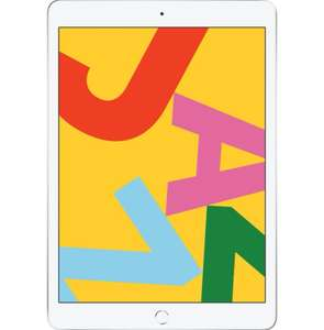 Apple iPad 10.2 (2019) 32GB Wifi - White silver [with 1 year official Apple Warranty] £268.99 @ eGlobal Central