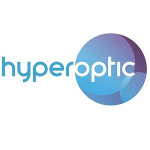 Hyperoptic 50MB Internet for £19 150MB £23 plus £90 - £110 gift card