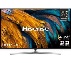 HISENSE 55 Smart 4k Ultra HD £499 @ Currys - With free 6 month Spotify Premium