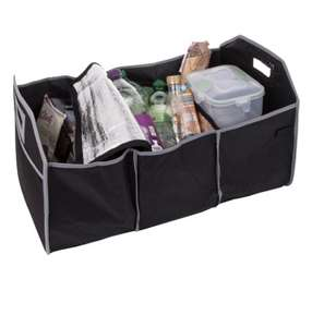 Car boot tidy - £1.20 @ Euro Car Parts (Click & Collect only)