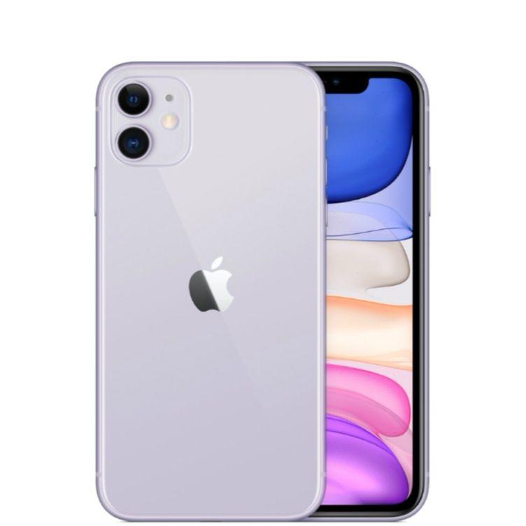 Apple iPhone 11 64GB A2221 (nano-SIM+ eSIM) - Purple £589.99 @ Eglobal