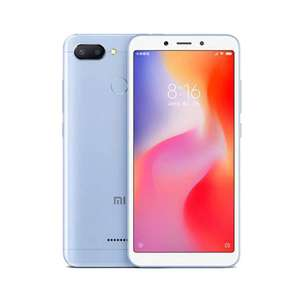 Xiaomi Redmi 6 dual sim 3gb/32gb at Clove. co. uk - £79.99