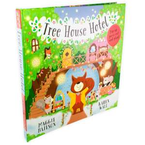 Tree House Hotel Pop Up Book By Maggie Bateson & Karen Wall for £4.49 delivered @ Books2Door