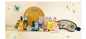L'occitane Pampering Collection Gift when you spend £150 or more @ L'Occitane Shop