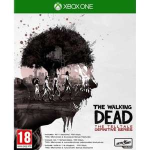 [Xbox One] The Walking Dead: The Telltale Definitive Series - £24.95 delivered @ The Game Collection