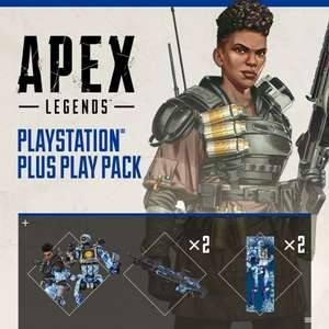 Apex Legends: PlayStation Plus Play Pack - Free @ PlayStation Network