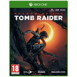 Shadow of Tomb Raider Xbox One Game £14.99 at Argos