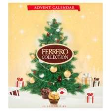 Ferrero Collection Chocolate Pralines Advent Calendar 271 g £3 @ Approved Foods (£5.99 delivery)