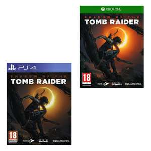 [Xbox One/PS4] Shadow Of The Tomb Raider - £14.95 delivered @ The Game Collection