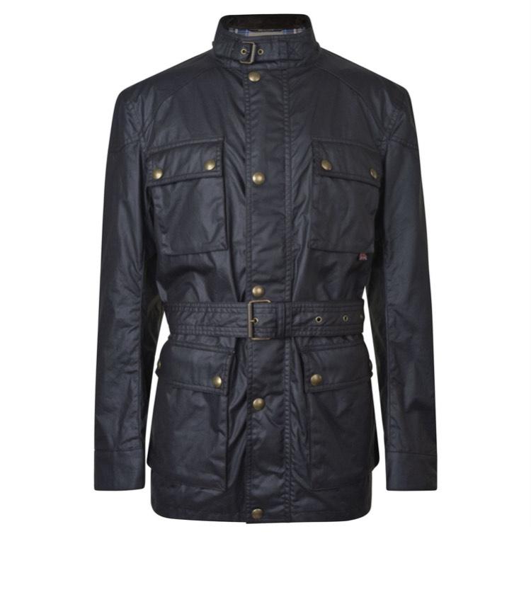 Belstaff Roadmaster Waxed Jacket £238 at Flannels