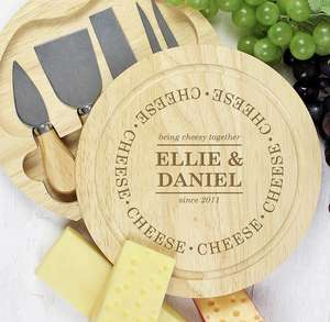 Personalised Christmas Cheeseboard just £12.99 Dispatched from and sold by Gift Cookie
