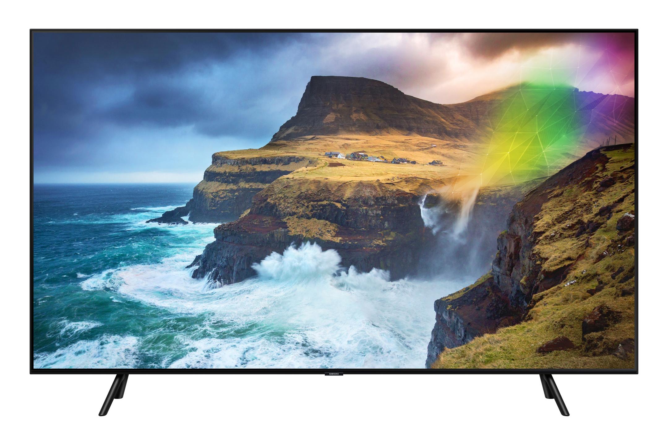 "Samsung 55"" Q70R QLED 4K HDR 1000 Smart TV @ Samsung Store (Discount Portal)"