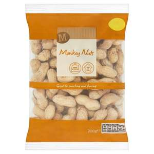 1kg Monkey Nuts for £2 at Morrisons instore (Harrow)