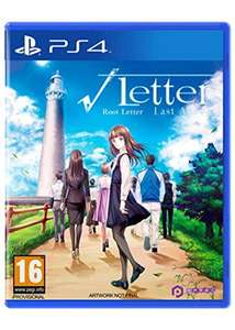 Root Letter: Last Answer - Day One Edition (PS4) for £12.84 Delivered @ Base