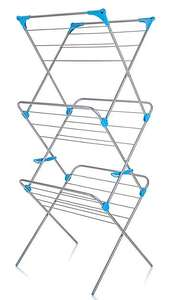 Minky 3 Tier Airer for £14 @ Asda George free Click & Collect