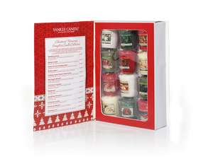 Yankee Candle - 12 Votive Gift-set £12 @ Clinton Cards London