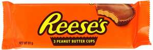 Reese's Peanut Butter Cup 51 g (Pack of 40) £11.33 @ Amazon (+£4.49 Non-prime)