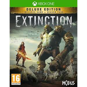 Extinction - Deluxe Edition Xbox One @The Game Collection for £4.95