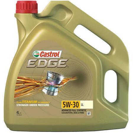 Castrol Edge 5w30 4ltr at Costco for £19.18
