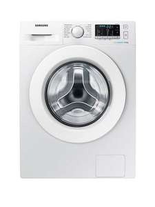 Samsung WW80J5355MW/EU 8kg Load, 1200 Spin Washing Machine with ecobubble™ Technology - White at Very for £296