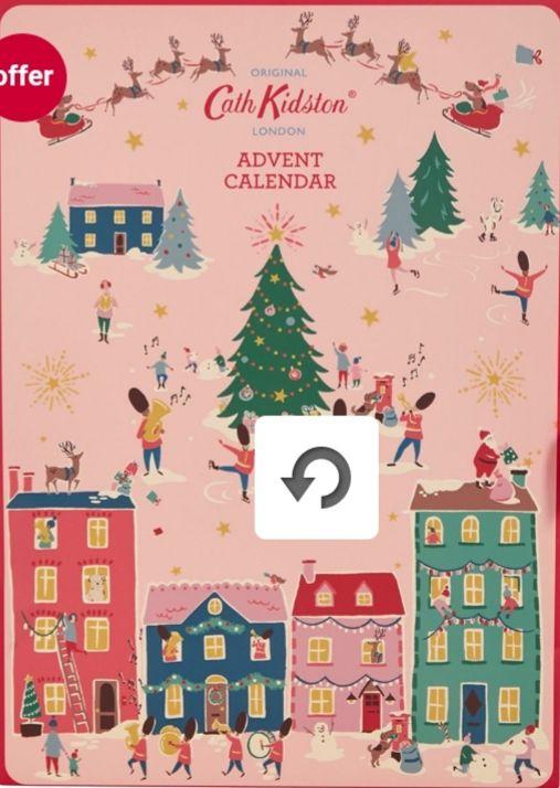 Cath Kidston 2019 Advent Calendar £28 Delivered @ Amazon