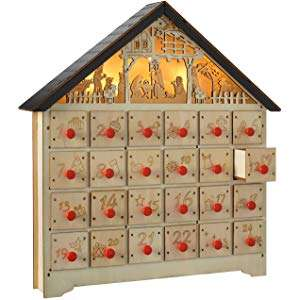 Up to 40% off on Christmas advent calendars @ Amazon - Prices from £11.99 (+£4.49 Non Prime)