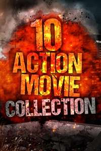 10 Action Movie Collection @ iTunes (2 in 4k)