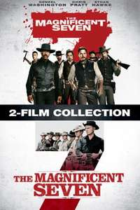 The Magnificent Seven: 2-Film Collection @ iTunes