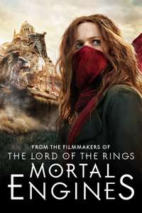 Mortal Engines iTunes £4.99, 4K Dolby Vision, Dolby Atmos