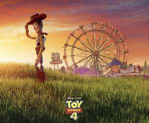 Toy Story 4 - rent £2.99 on iTunes