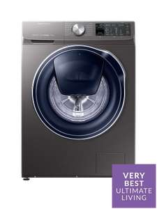 Samsung 9kg Load, 1400 Spin QuickDrive™ Washing Machine With Add Wash £486.01 With Very + Samsung Cashback @ Very
