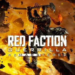 [PS4] Red Faction Guerilla Re-Mars-tered - £4.99 with PS Plus @ PlayStation Store