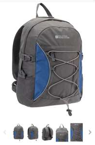 Mountain Warehouse 18L Bolt Backpack - Free Delivery only until 5pm today! - £11.99
