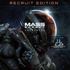Mass Effect: Andromeda - Standard Recruit Edition (PS4) Ps Plus Members - £3.59
