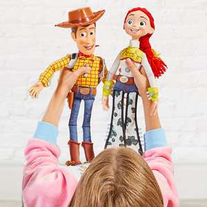 Free delivery with no min spend - includes sale (Possible extra 15% off) @ Disney Shop (e.g Large Soft Toys £25 delivered)