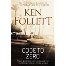 4x Ken Follett books @ 99p each (Kindle Editions) - A Dangerous Fortune, Eye of the Needle, Triple, Code to Zero