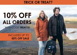 10% off your order with voucher code @ Gandy's