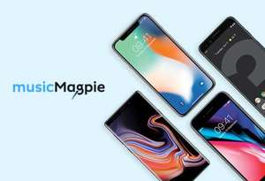 Get £5 Extra On Your Trade In (Sell To) On Smartphones & Tech In General @ Music Magpie Using Code ~5MORE~