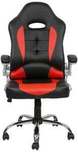 EG 210 Black and Red Gaming Chair at Ebay/Ebuyer for £55.22