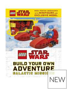 LEGO Star Wars Build Your Own Adventure Set - CLOUD CITY £7.99 @ TKMaxx (Free C&C today)