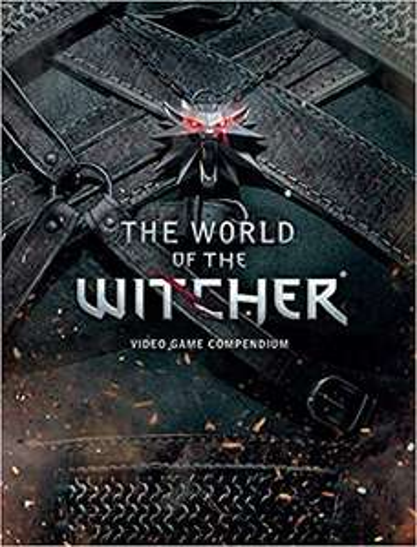 The World of the Witcher Compendium - £22.99 @ Amazon