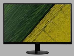 "Acer SA240Y 24"" Full HD IPS Monitor £89.99 at Ebuyer"