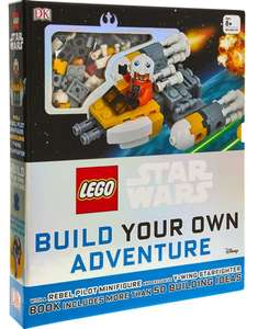 LEGO Star Wars Build Your Own Adventure Set - Y WING - £7.99 @ TK Maxx (Free C&C today)