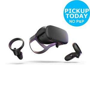 Oculus Quest 128 GB - Brand New from Argos Ebay with code - click and collect - £449.10