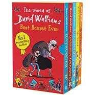 The World Of David Walliams - Best Boxset Ever £13.50 with code at The Works