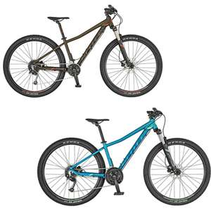 Women's Scott Contessa Scale 30 2019 Mountain Bike £393 / Scale 40 2019 £293.99 With Code + Free DX 24 Hour Delivery @ Rutland Cycling