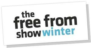 Free tickets to Free From Winter Show Liverpool 2/11 & 3/11@ allergyshow