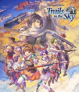 The Legend of Heroes: Trails in the Sky (PC) £6.49 @ Steam